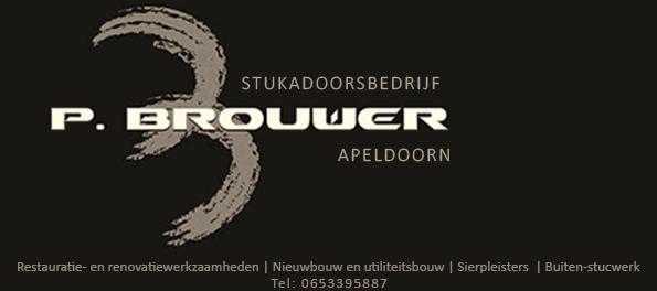 Stucadoor, apeldoorn, p brouwer